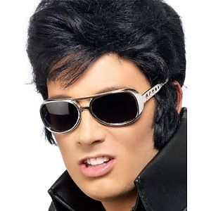 b77a74198e5 Elvis Presley Shades - Officially Licensed 1970s Elvis Sunglasses