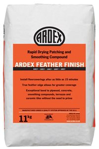 Ardex Feather Finish Rapid Drying Patching And Smoothing