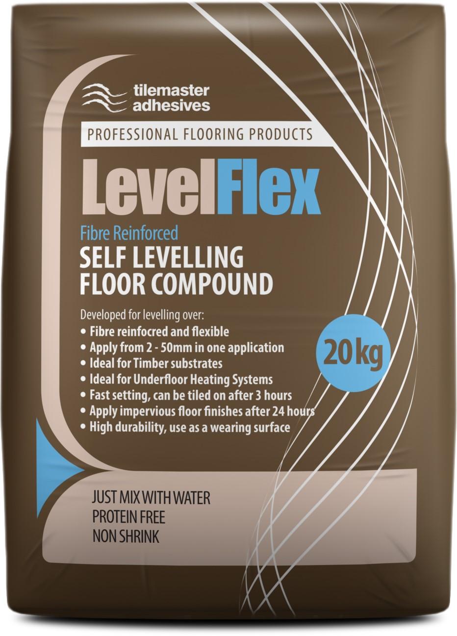 Levelflex Fibre Reinforced Flexible Smoothing Levelling