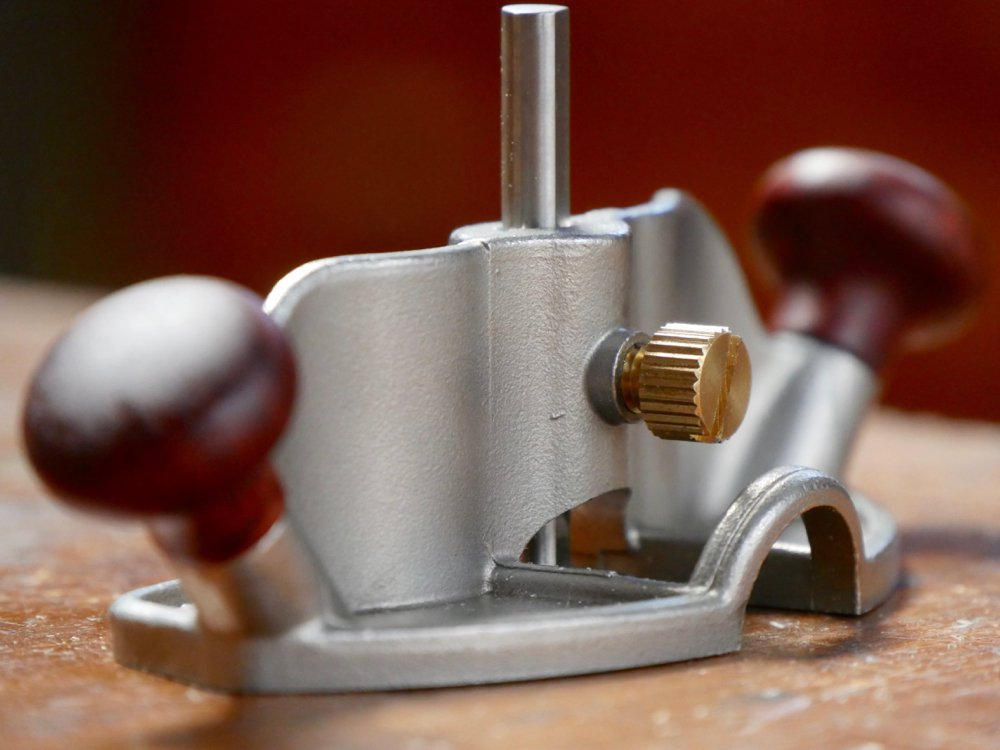 Luban Router Plane - מקצועת רוטר לובאן