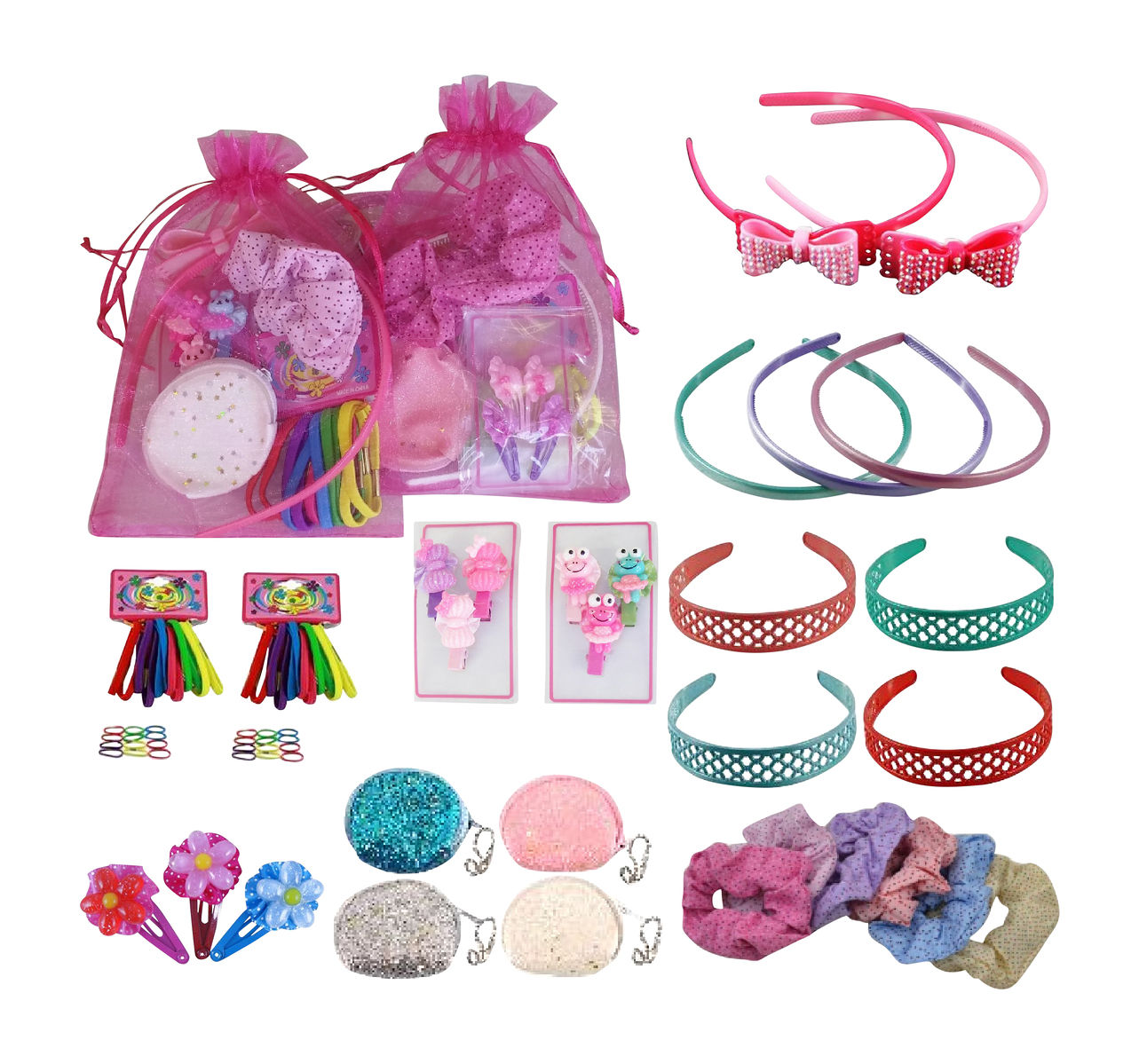 Pre Filled Halloween Party Bags
