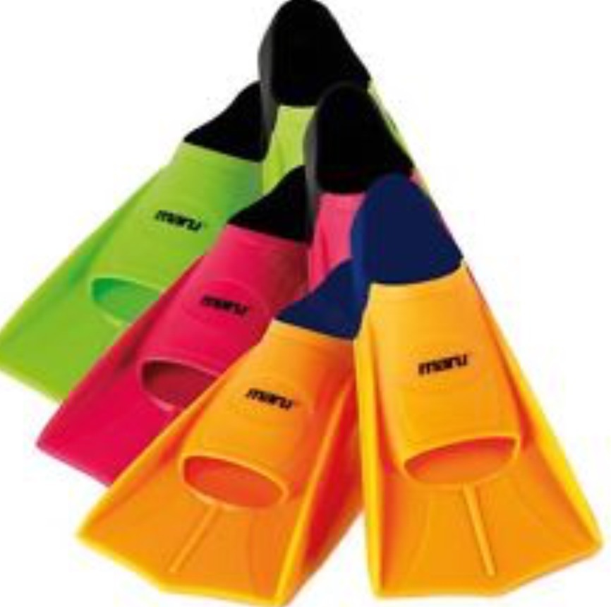 maru short training fins