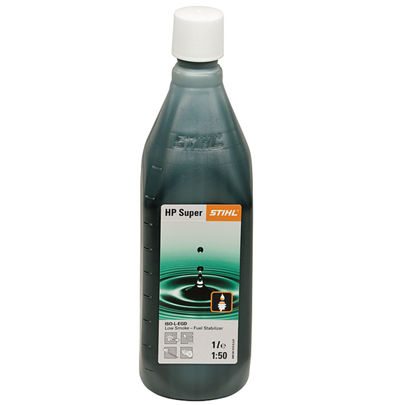 Stihl HP Super 2-stroke engine oil 4 mix engines 1 litre