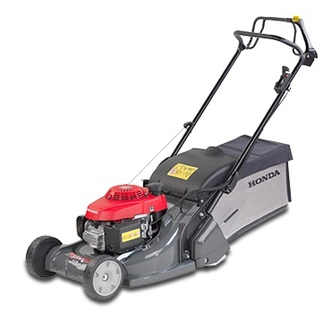 honda hrx 476 qx 19 39 self propelled roller petrol lawn. Black Bedroom Furniture Sets. Home Design Ideas