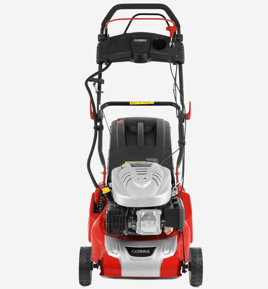 "Cobra RM40SPCE 16"" Rear Roller Electric Start Lawnmower"