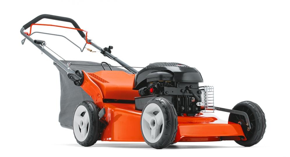 husqvarna lc146s 18 u0026 39  u0026 39  self propelled petrol lawn mower