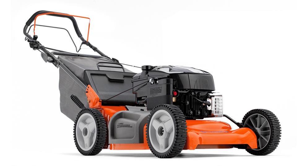 Husqvarna Lc153s 21 Self Propelled Petrol Lawn Mower