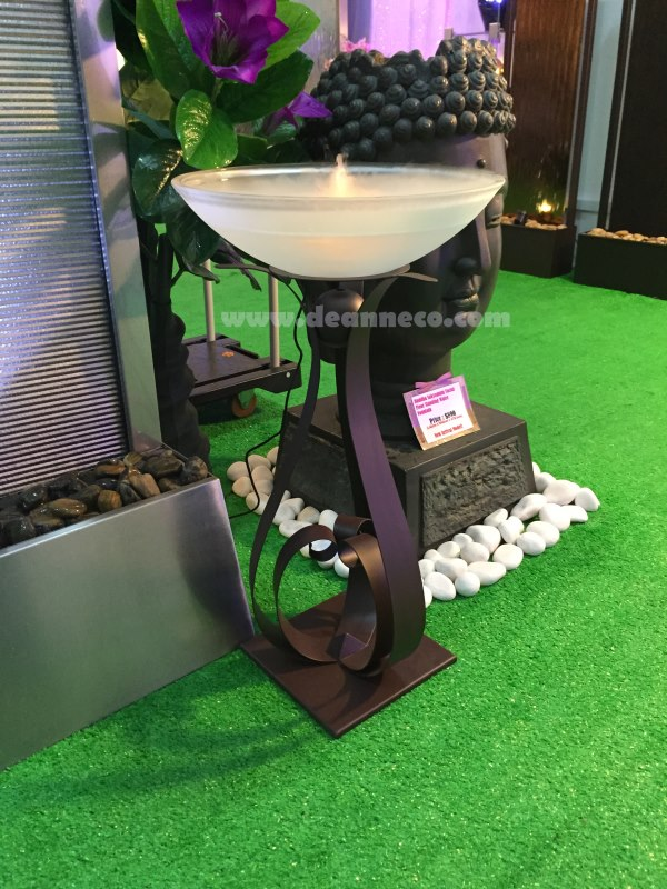Mist Maker Fogger Floor Fountain Supply In Singapore