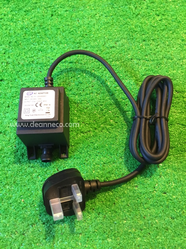 low voltage 40va transformer for lighting and water fountain