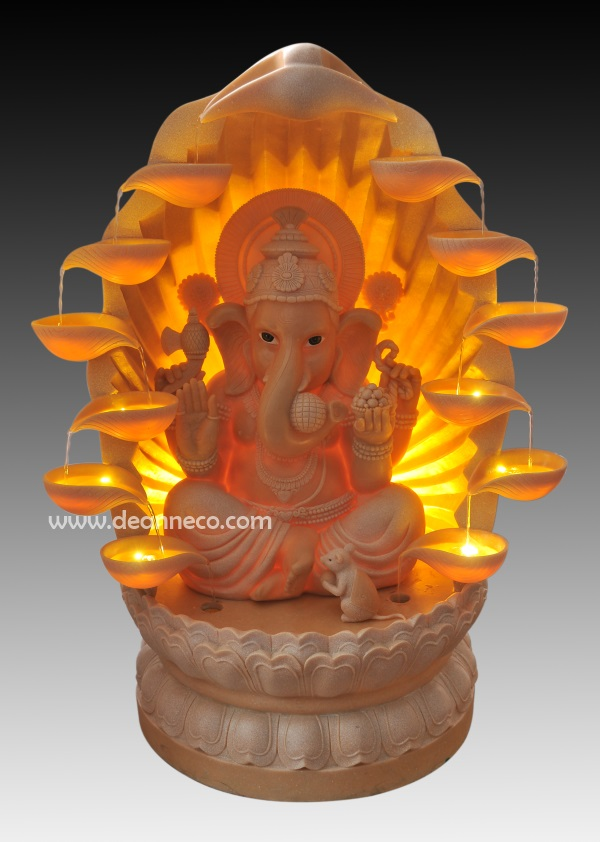 Ganesha Fountain Ready Stock In Singapore For Online Order
