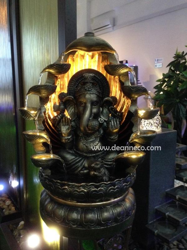 Small Ganesha Water Fountain In Ready Stock