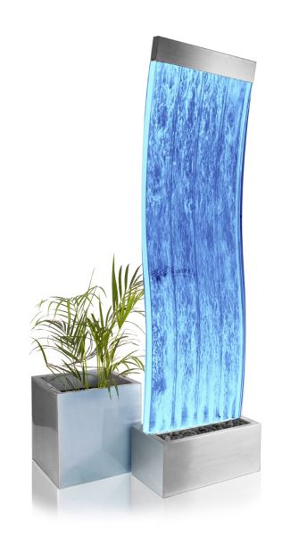 Indoor Amp Outdoor Water Feature Wall Fountain Aquarium