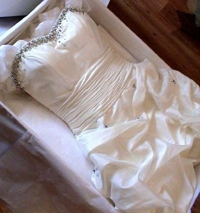 Extra Large Wedding Dress Storage Box