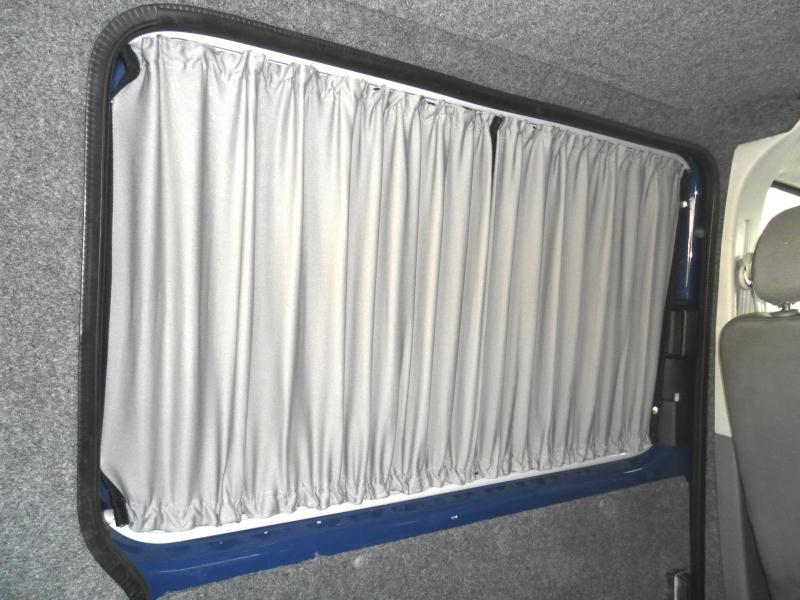 Vw T5 T6 Blackout Curtain Set For 3 Windows