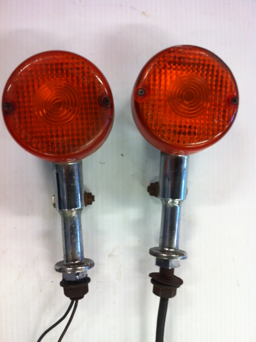 1981 Yamaha Xj650 Maxim Rear Signal Lights Pair Wiring Ignition