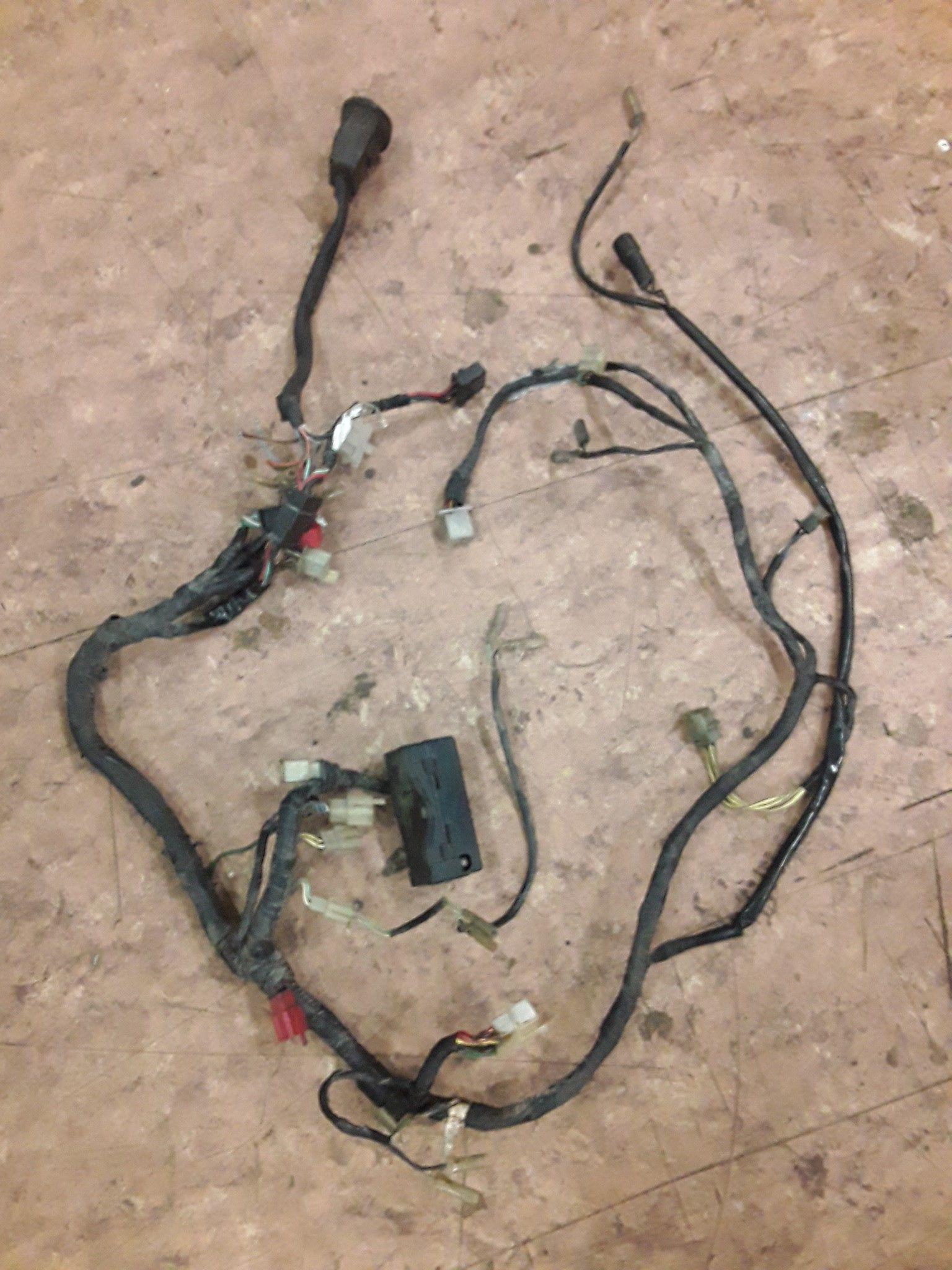 1981 Honda Gl1100 Goldwing Wiring - wiring diagram on the net on
