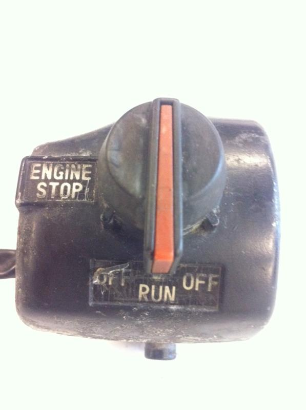1980-81 Yamaha XS850 Special Right Hand Switch Set