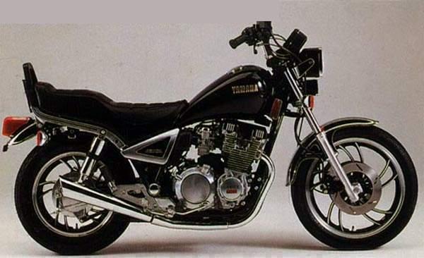 1981 Yamaha XJ750 Maxim Parts