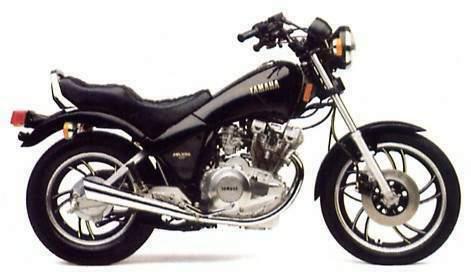 1982 84 Yamaha XS400 Maxim Parts