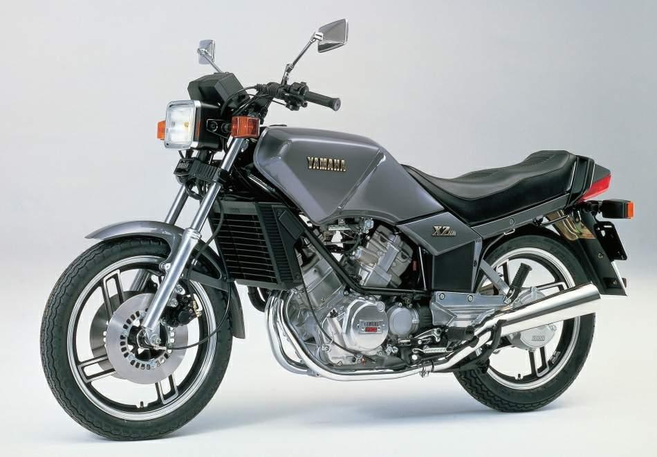 1982 Yamaha XZ550 Vision Parts