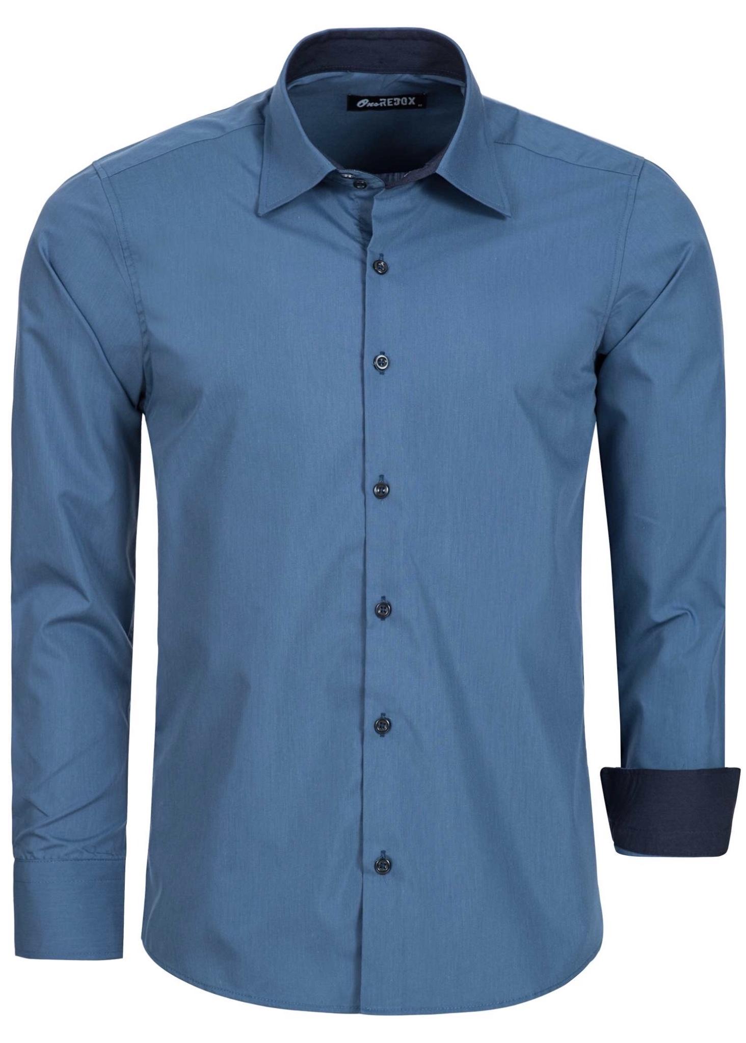 Overhemd Italiaans Design.Italiaanse Overhemden Cristo Model2019