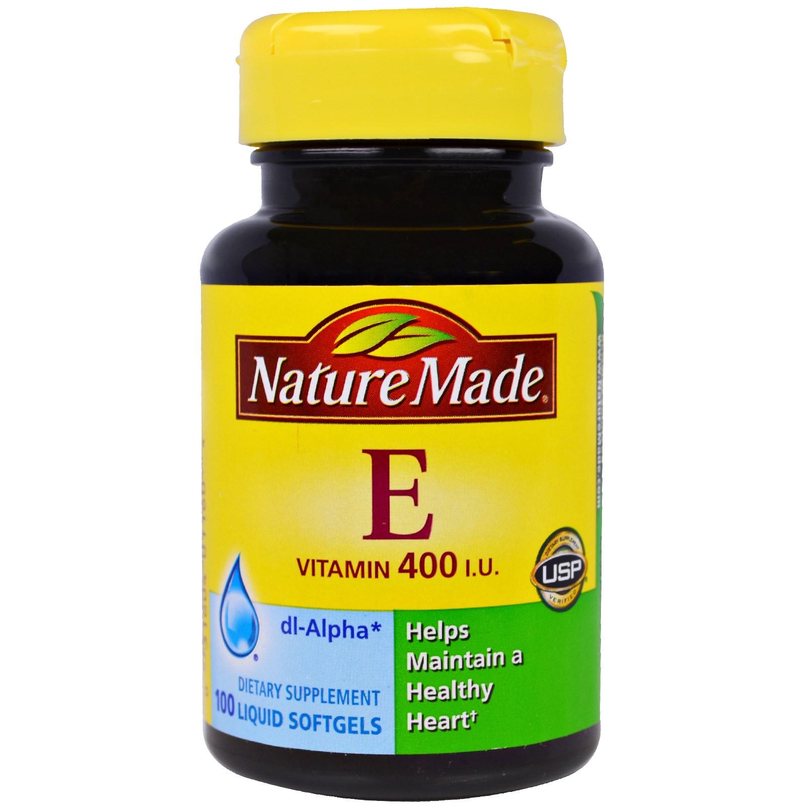 Nature Made Iu D