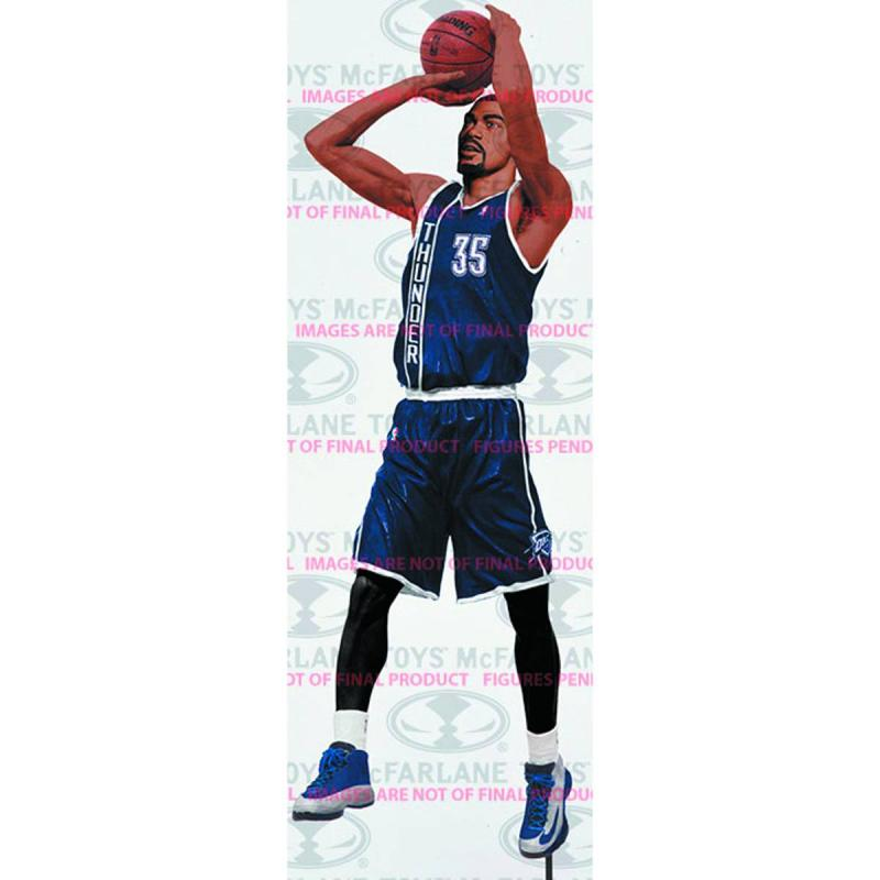 cebb11e39e14 NBA Sportspicks Series 25 Kevin Durant Oklahoma City Thunder Action Figure