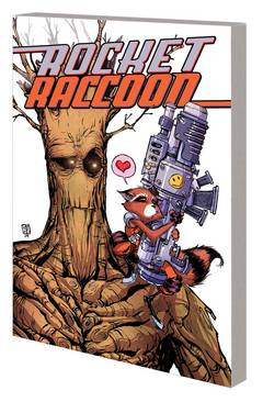 Marvel Comics Rocket Raccoon And Groot Tp Vol 00 Bite And Bark