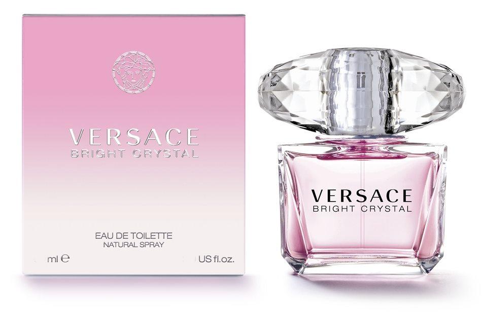 versace bright crystal фото