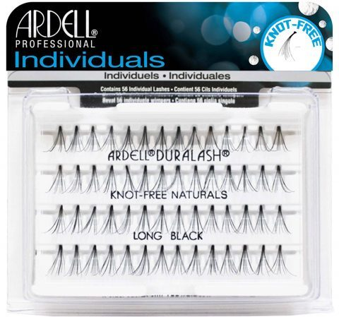 a9a6ee87c4d Ardell - Duralash Natural Knot Free Long Black Individuals