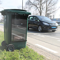 Speed camera camouflaged as a bin could be coming to Britain