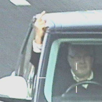 Man jailed after giving speed cameras the finger