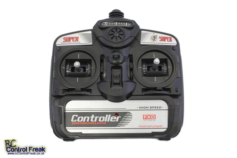 FXD A68690-3 Flame Strike RC Helicopter Hand Controller 27mHz
