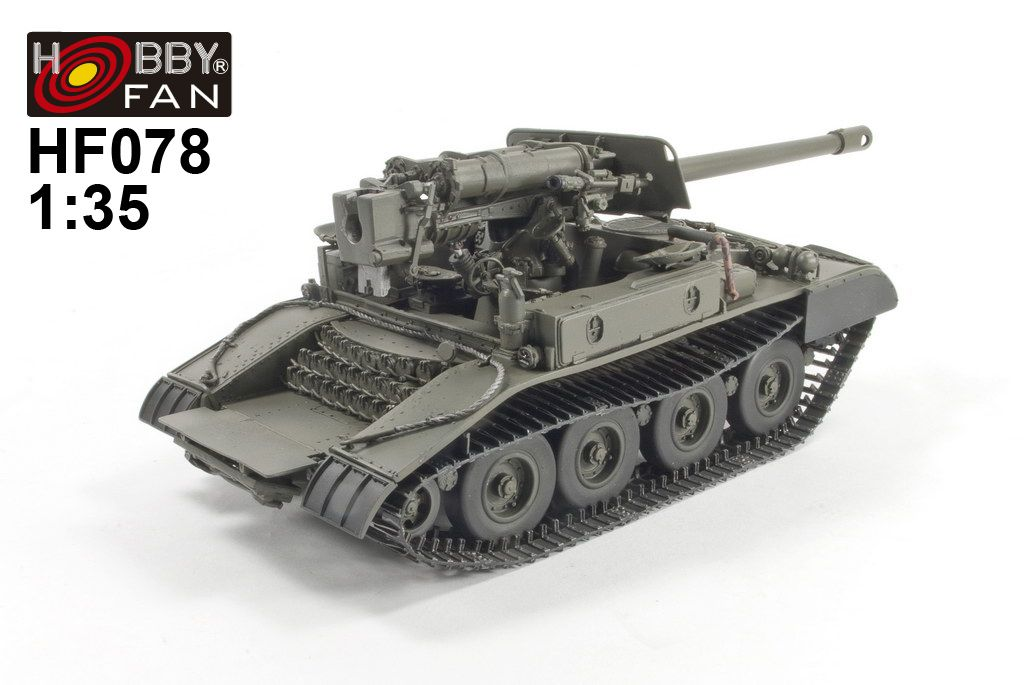 M 56 Scorpion For Sale In California: Hobby Fan M56 Scorpion (Vietnam War) 1/35 HF078