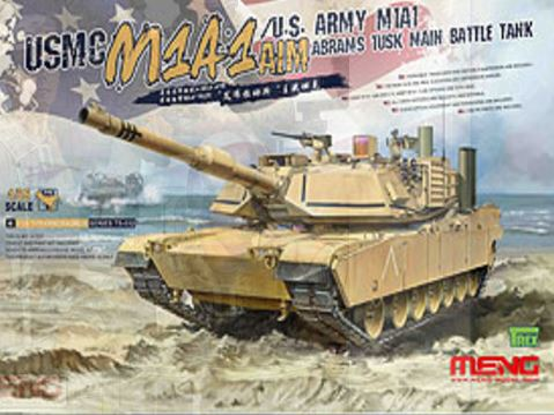 meng 1 35 usmc m1a1 aim us army m1a1 tusk ts032