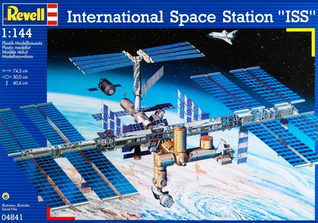 revell space station - photo #29
