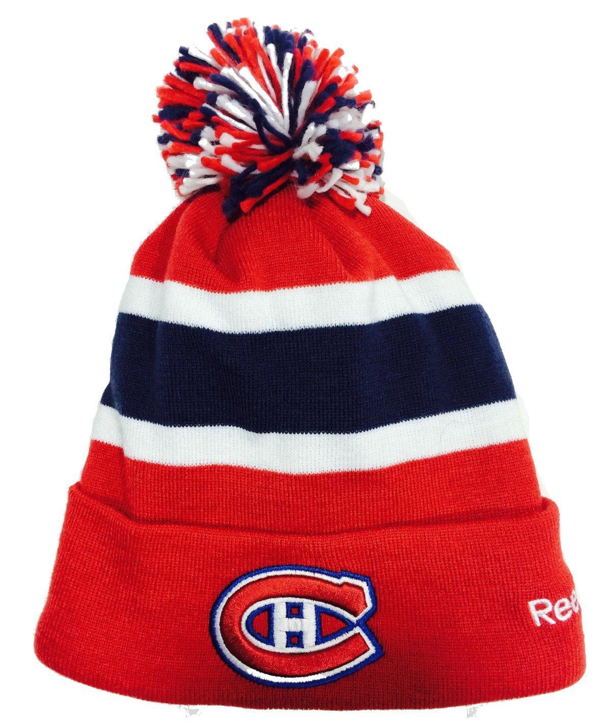 premium selection 91dcd 27ef5 Reebok Montreal Canadiens - Winter Hat