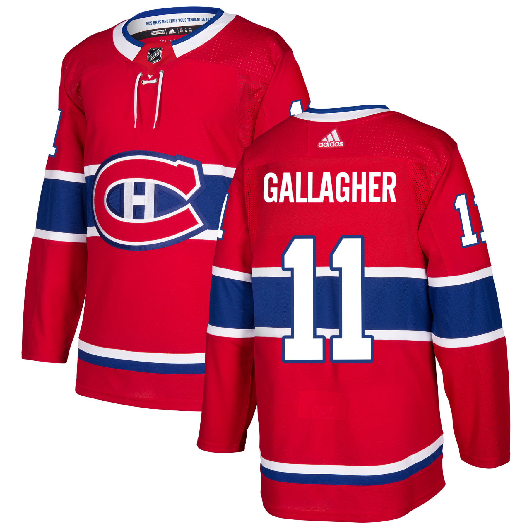 89dc5df298d Brendan Gallagher Montreal Canadiens A..