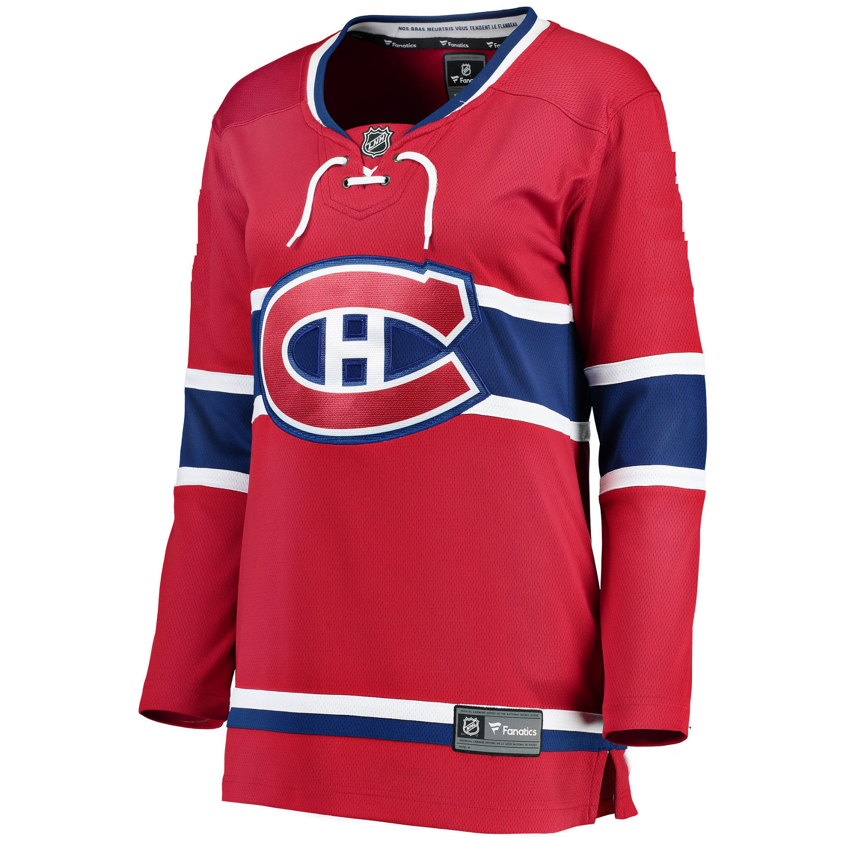 Womens NHL Montreal Canadiens Fanatics. 80d771748