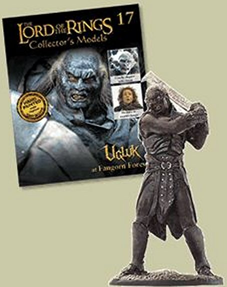 Ugluk Lord Of The Rings Collectors models 17