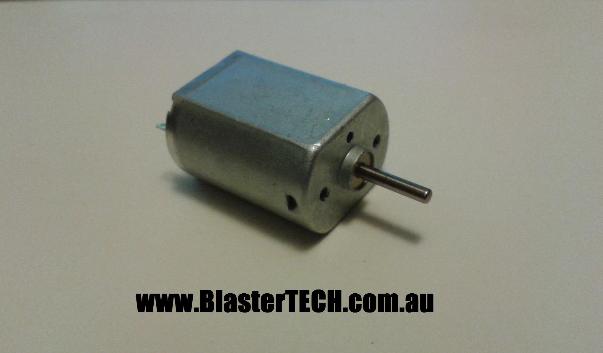 Ecs Electric Motors