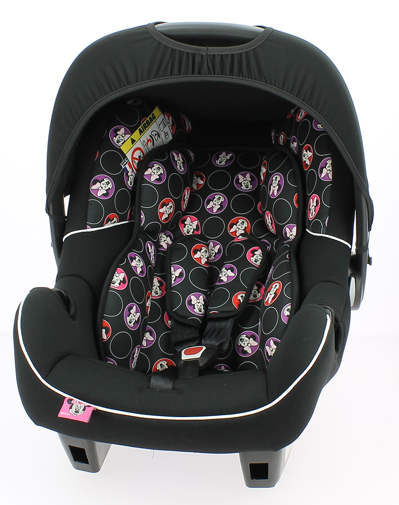 Obaby Disney Group 0 Infant Car Seat Minnie Mouse