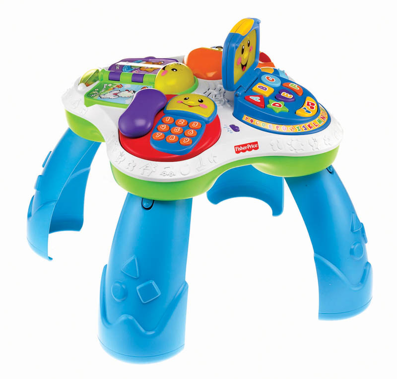 Fisher Price  In  Kitchen And Table