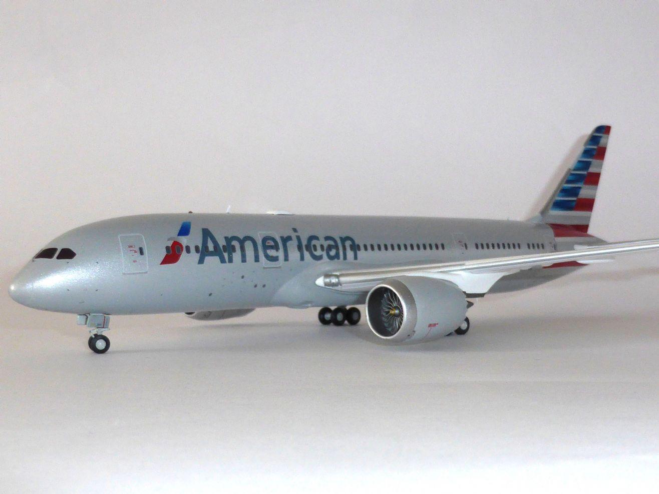 Gemini Jets 200 American B787 8 N800an 1 200 G2aal520