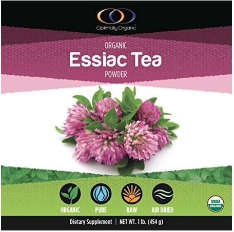 organic essiac tea 7 herbs