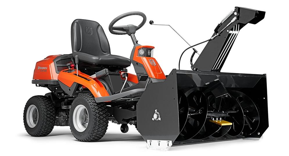 Husqvarna R 320x Awd Rider Ride On Mower Unit Only
