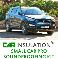 Car Soundproofing Kits : Buy car soundproofing kit inc engine bay small