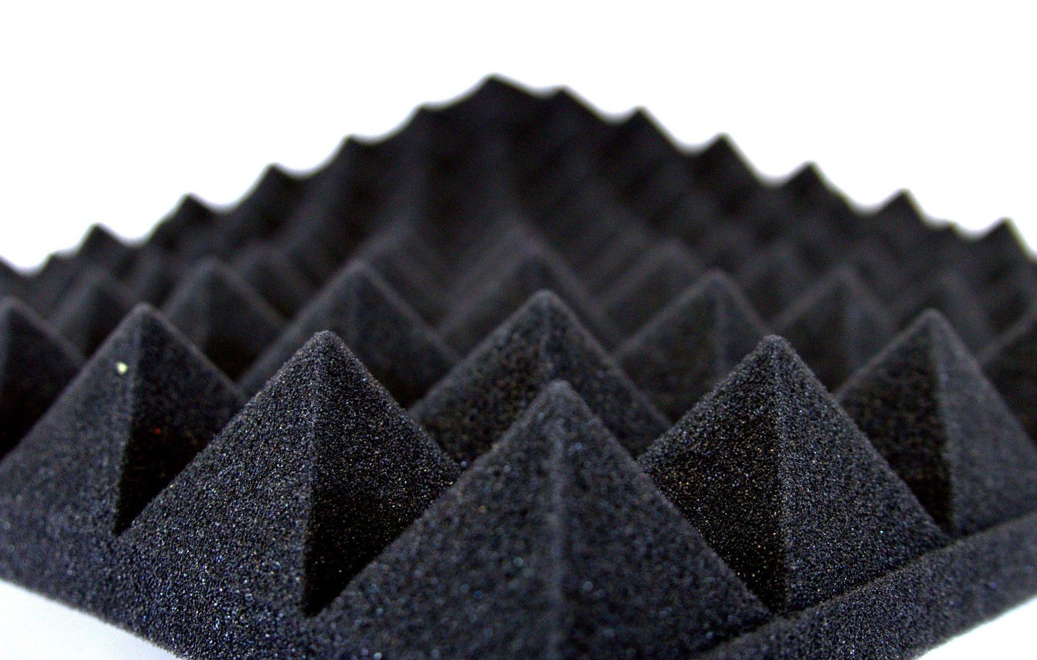 Black Car Insulation Foam And Van Insulation Foam 50mm