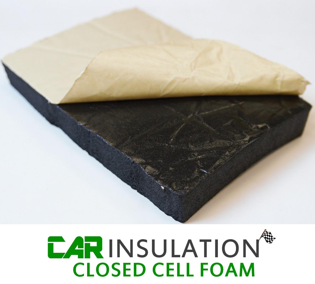 Deadening Foam Insulation Car on For Car Hood Insulation Material