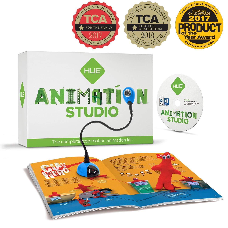 HUE Animation Studio Kit with Blue Camera